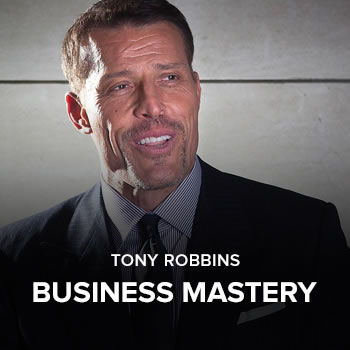 Tony Robbins Australia Event - Business Mastery